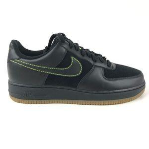 Nike Air Force 1 07 Volt Retro Shoes 315122-002